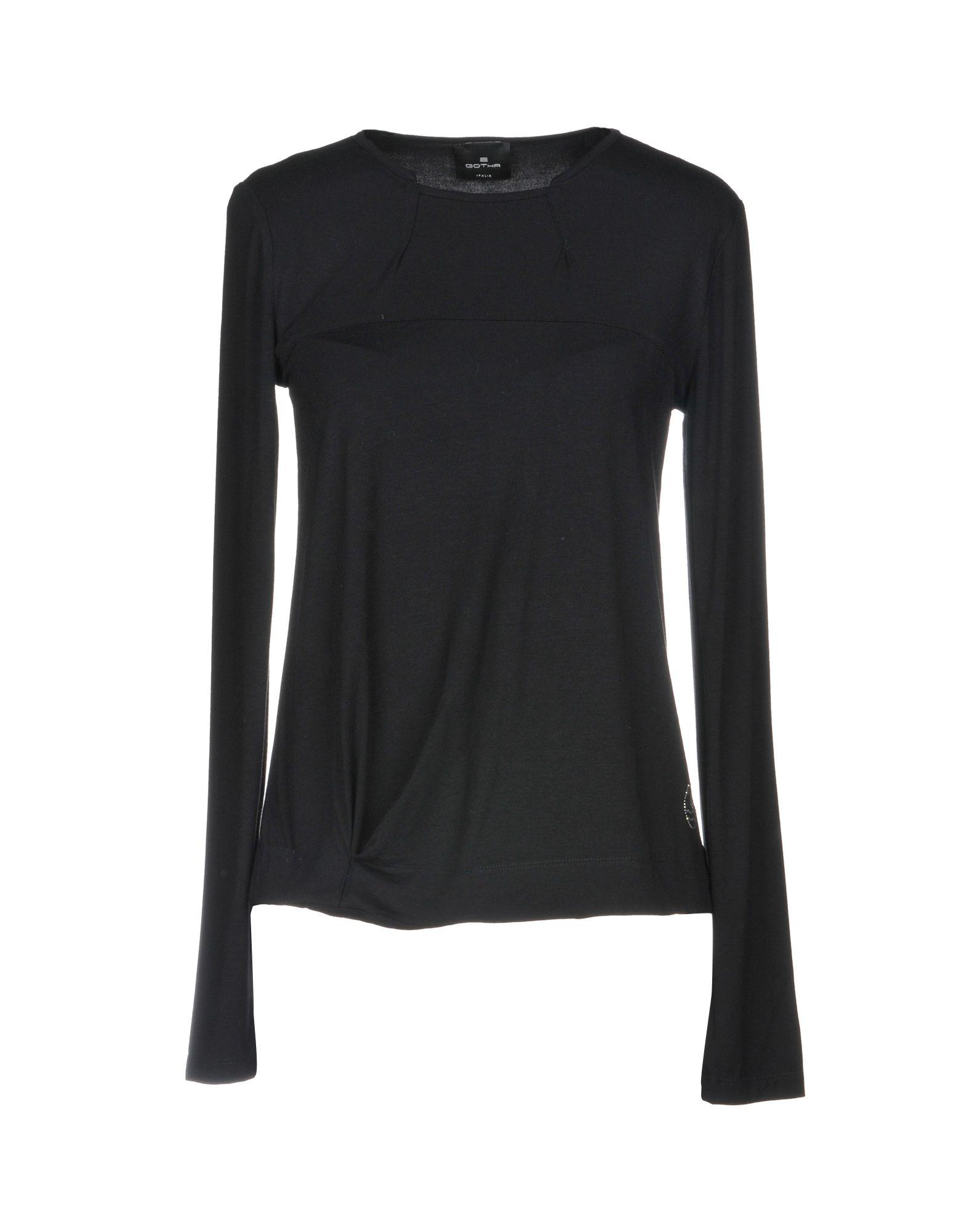 GOTHA T-Shirt in Black