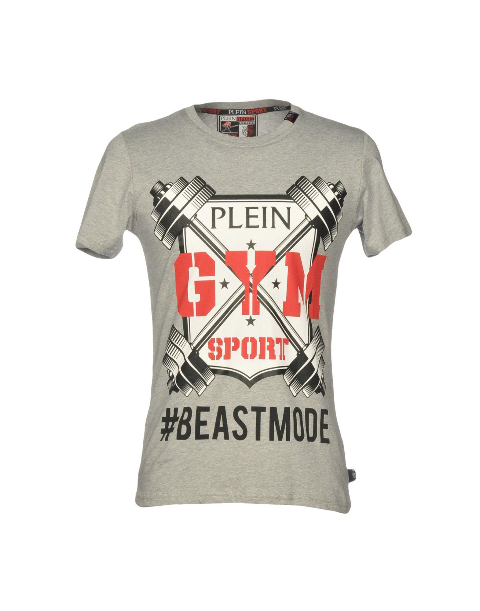 PLEIN SPORT Футболка футболка plein sport plein sport pl007ewzhu43