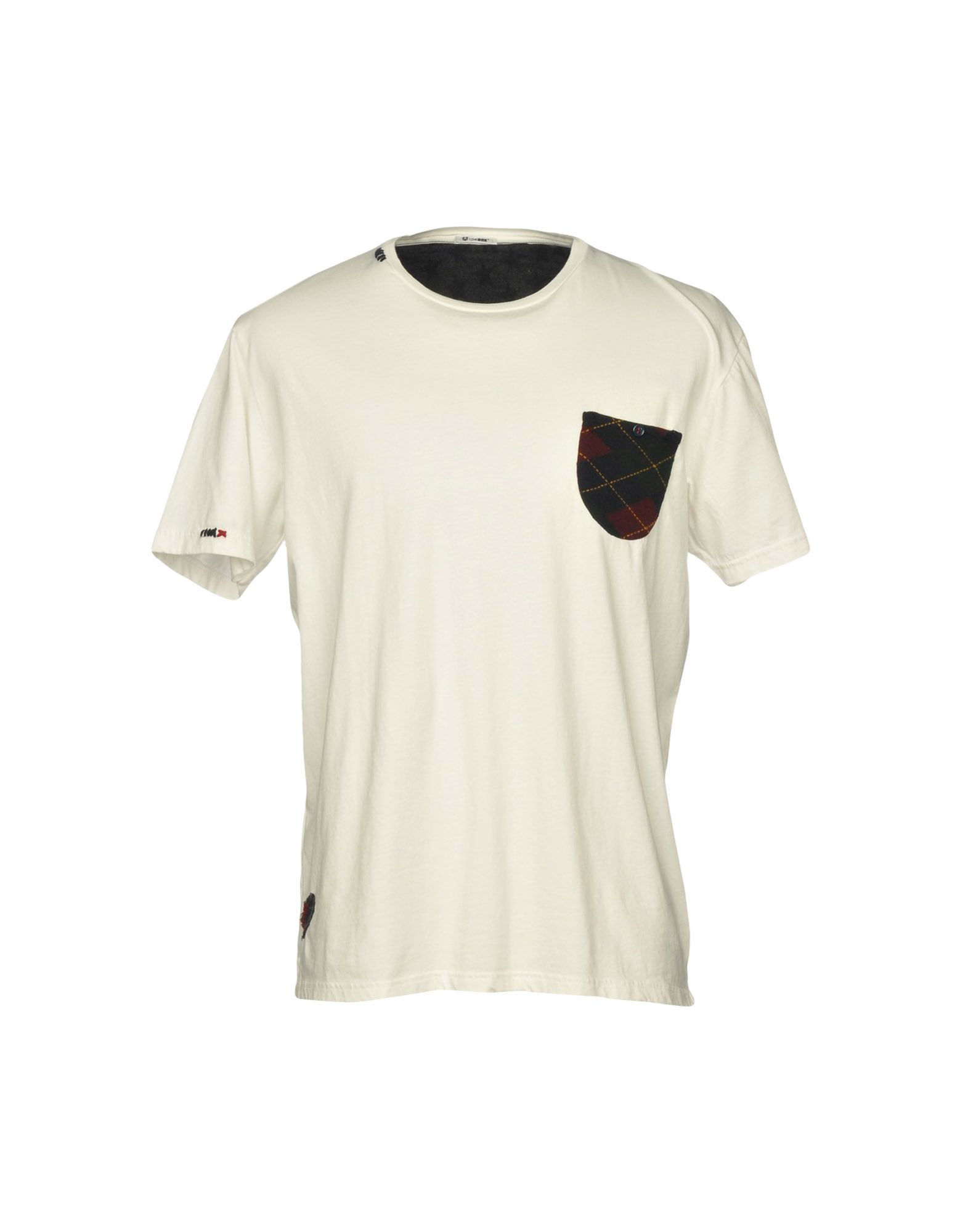 IN THE BOX T-Shirt in White