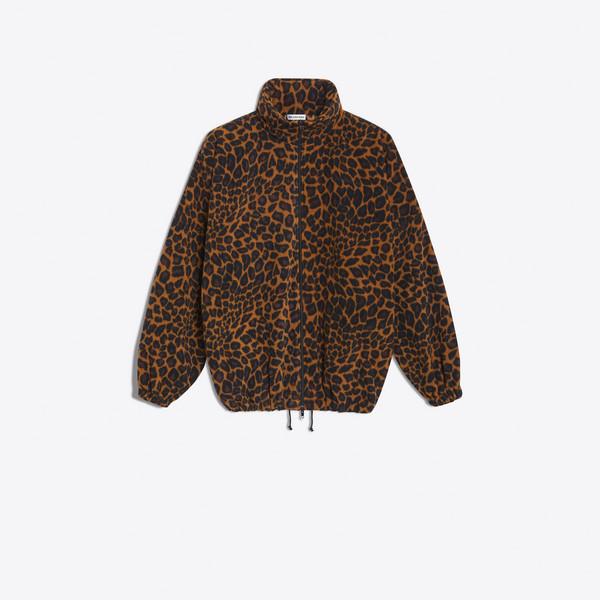Oversize Zip up Sweater