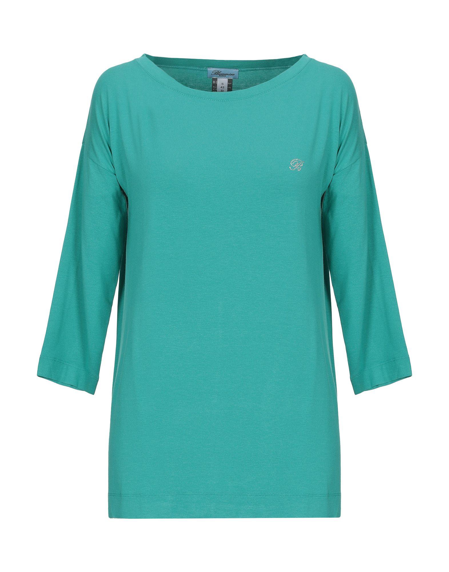 BLUMARINE BEACHWEAR Футболка blugirl blumarine beachwear слитный купальник
