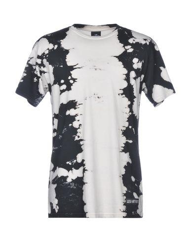Купить Женскую футболку LES (ART)ISTS черного цвета