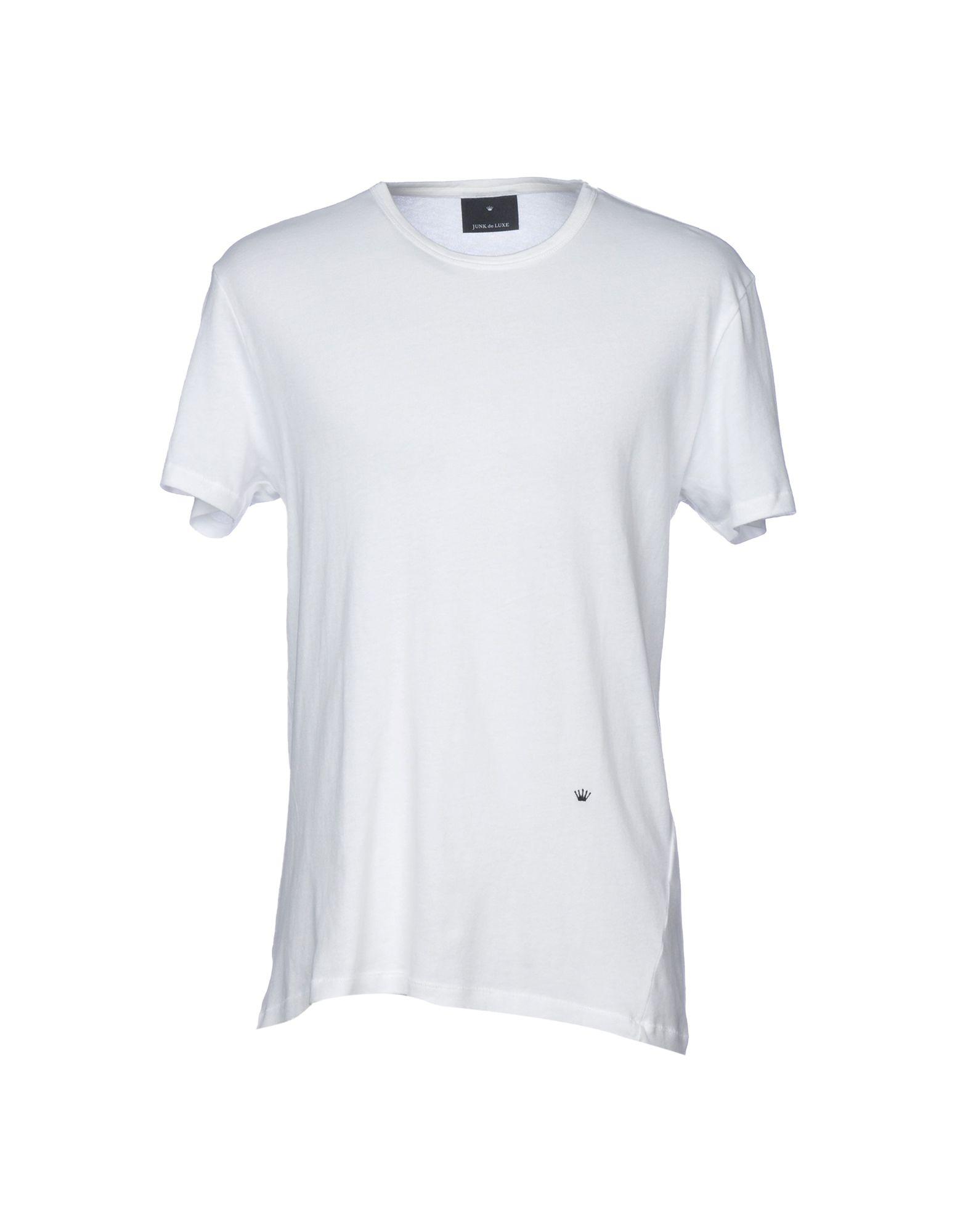 JUNK DE LUXE Футболка футболка классическая printio junk people