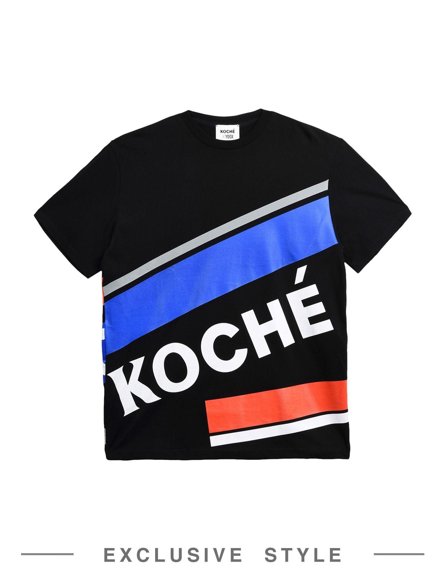 KOCH x YOOX Tshirts