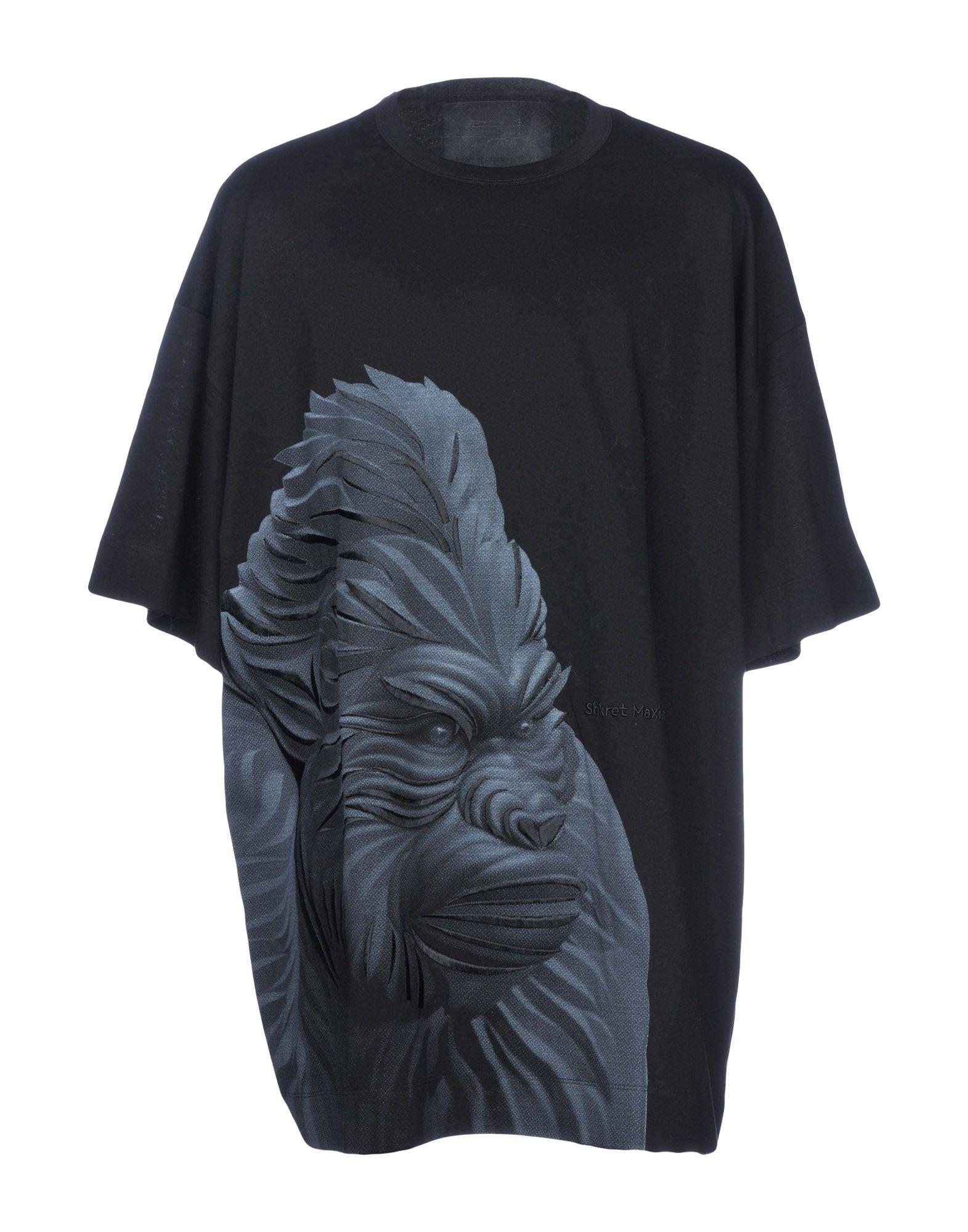 《送料無料》JUUN.J メンズ T シャツ ブラック M コットン 100%
