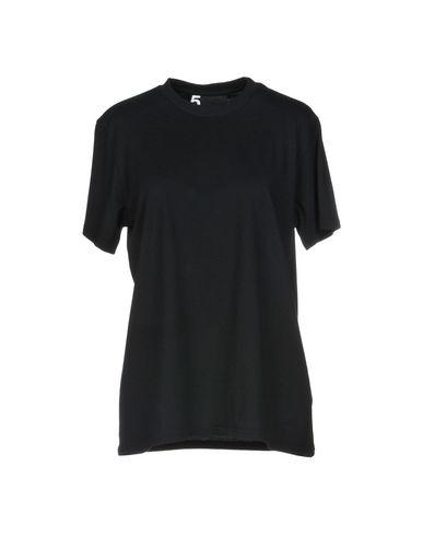 Купить Женскую футболку 5PREVIEW черного цвета