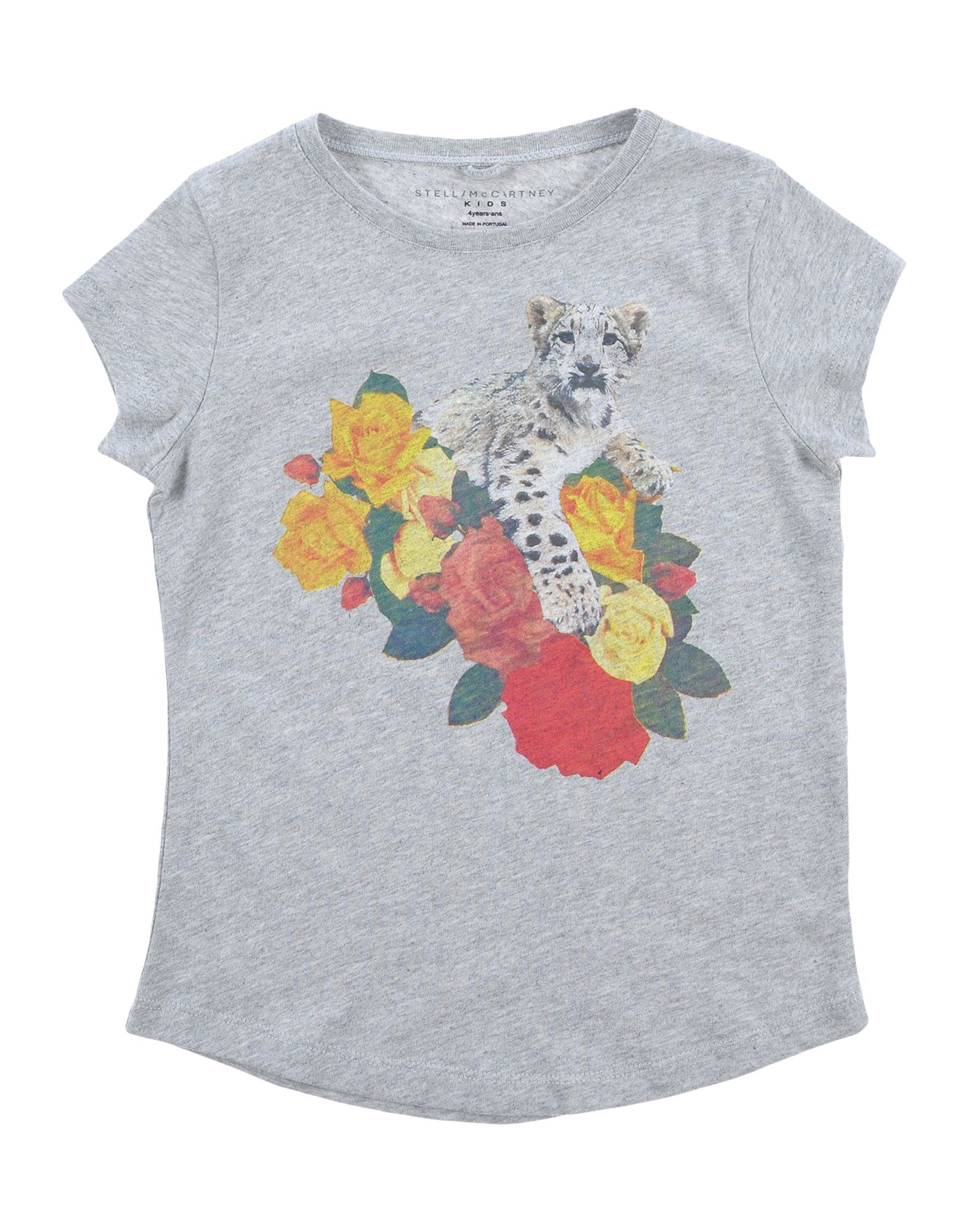 STELLA MCCARTNEY KIDS | STELLA McCARTNEY KIDS T-shirts | Goxip