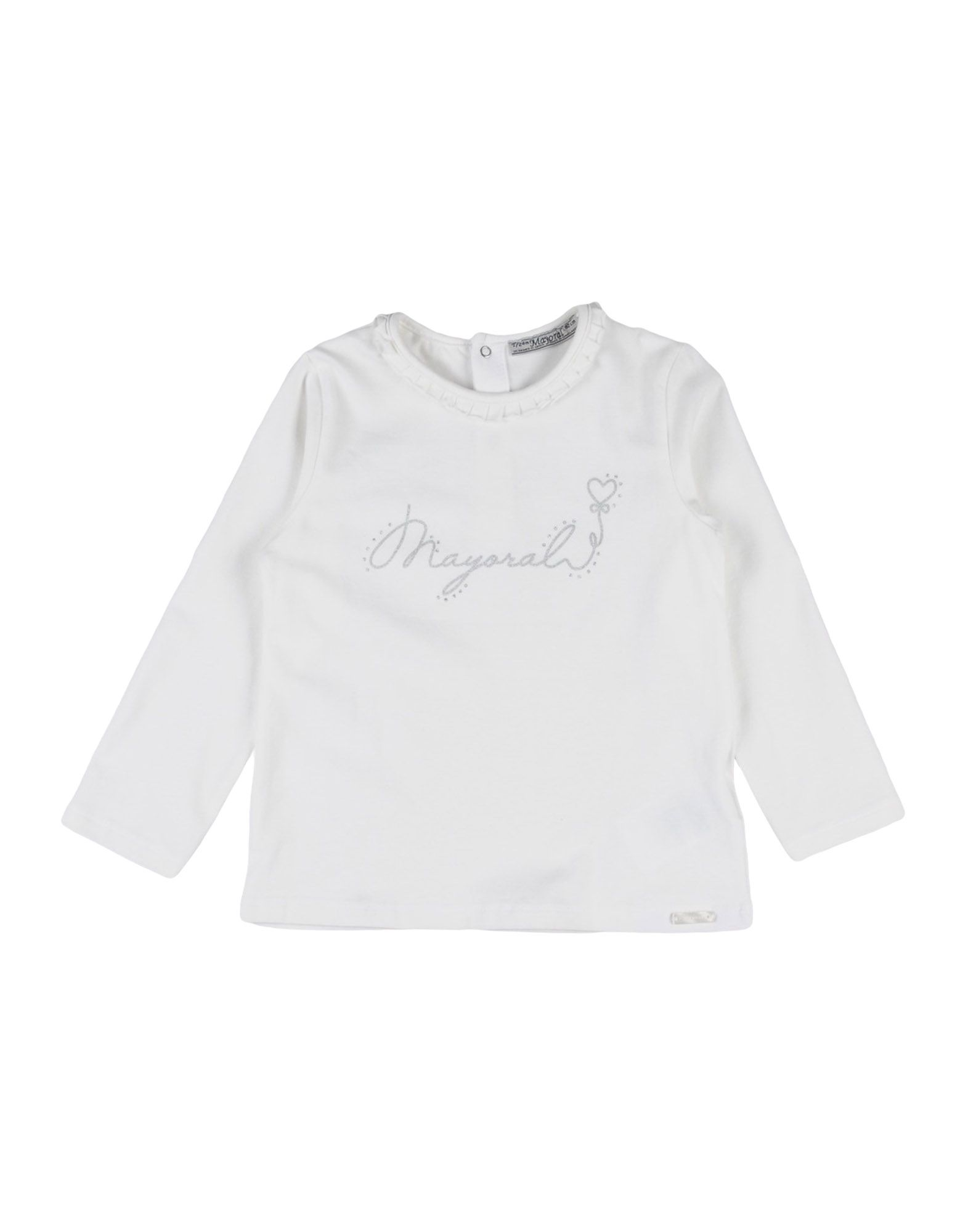 MAYORAL T-Shirt in Ivory