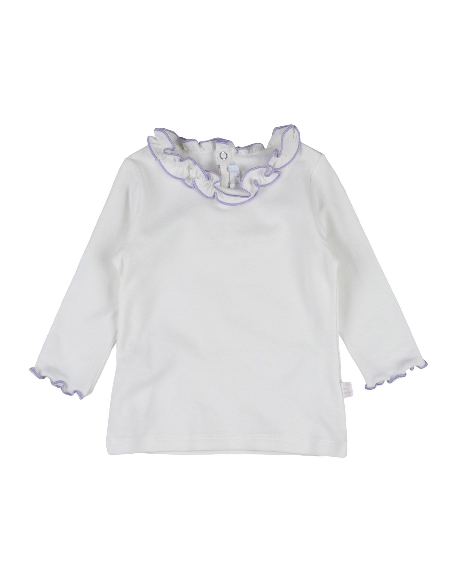 IL GUFO T-Shirt in White