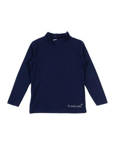 Фото - Футболку от RUBACUORI темно-синего цвета