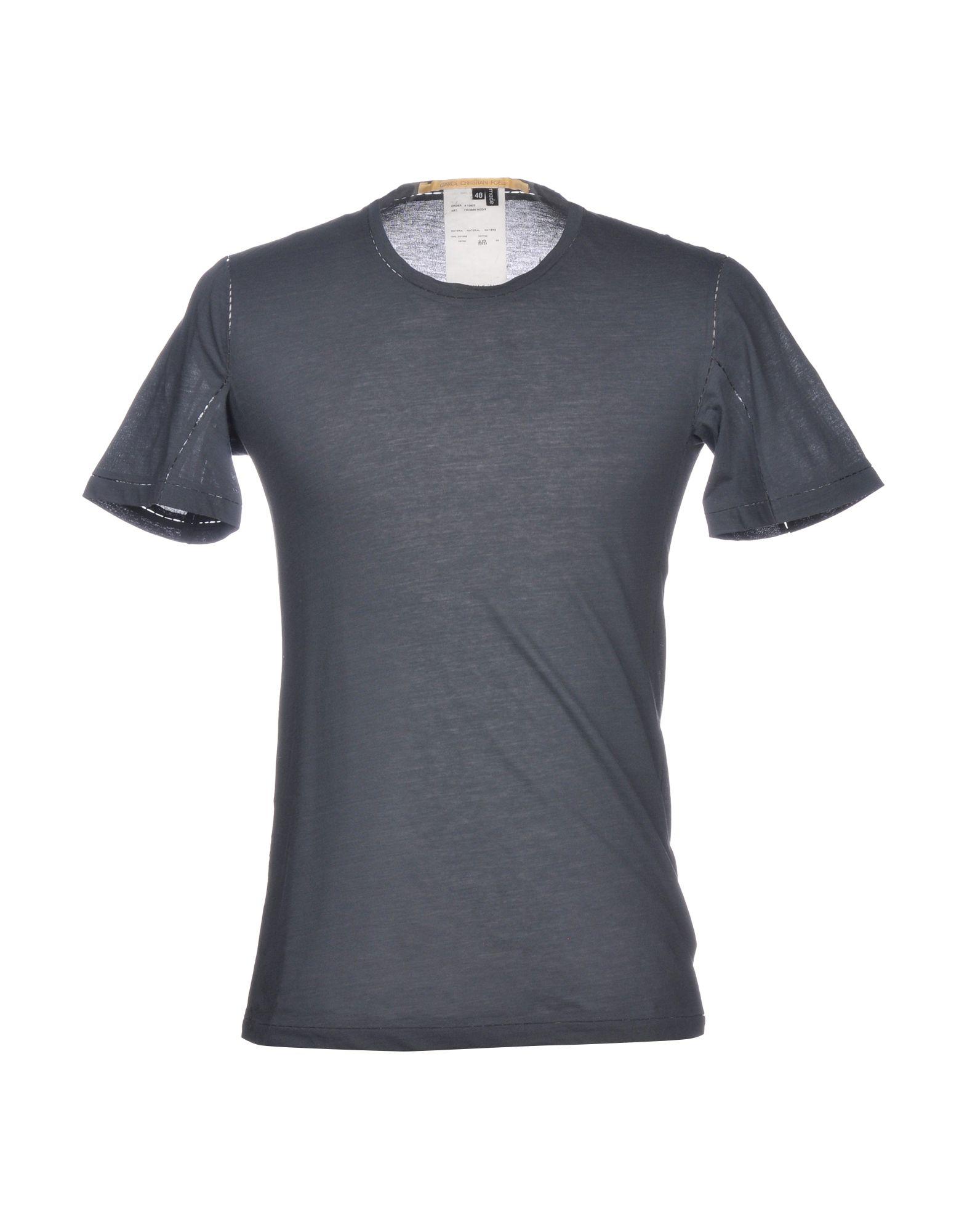 CAROL CHRISTIAN POELL Футболка футболка mango футболка carol