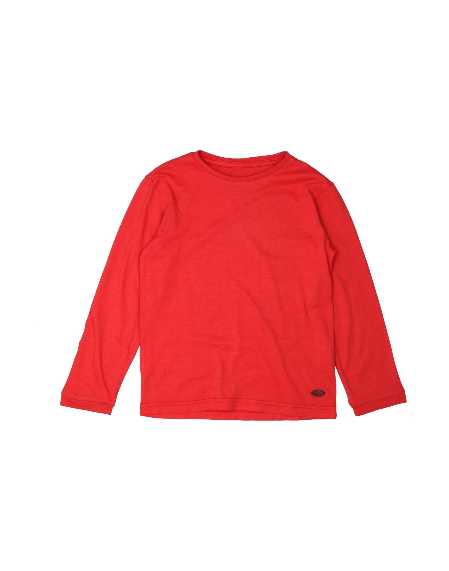 Sp1 Kids' T-shirts In Red