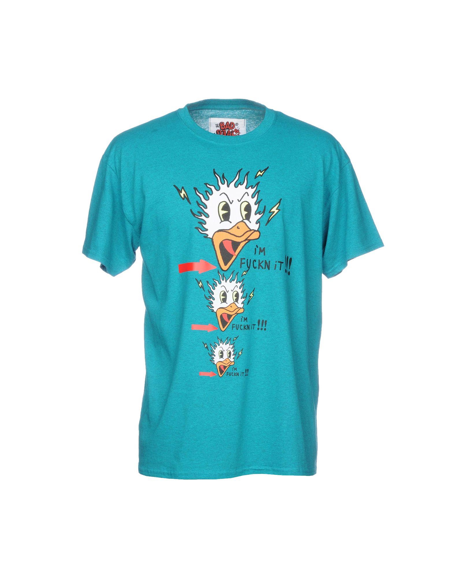 BAD DEAL T-Shirt in Deep Jade