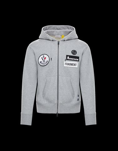 cfc9fe428b7e Moncler Hoodies - Sweatshirts - Knitwear men FW   Official Online Store