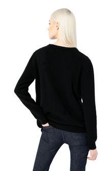 ALBERTA FERRETTI Sweater with It's A Wonderful Day intarsia KNITWEAR Woman d