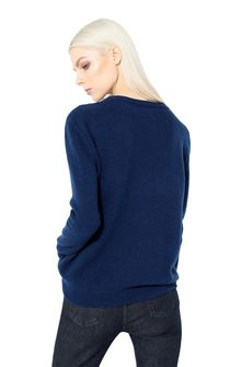 ALBERTA FERRETTI Rainbow Week sweater with Wednesday intarsia KNITWEAR Woman d