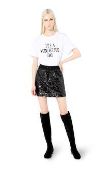 ALBERTA FERRETTI T-shirt printed with It's A Wonderful Day T-shirt Woman f