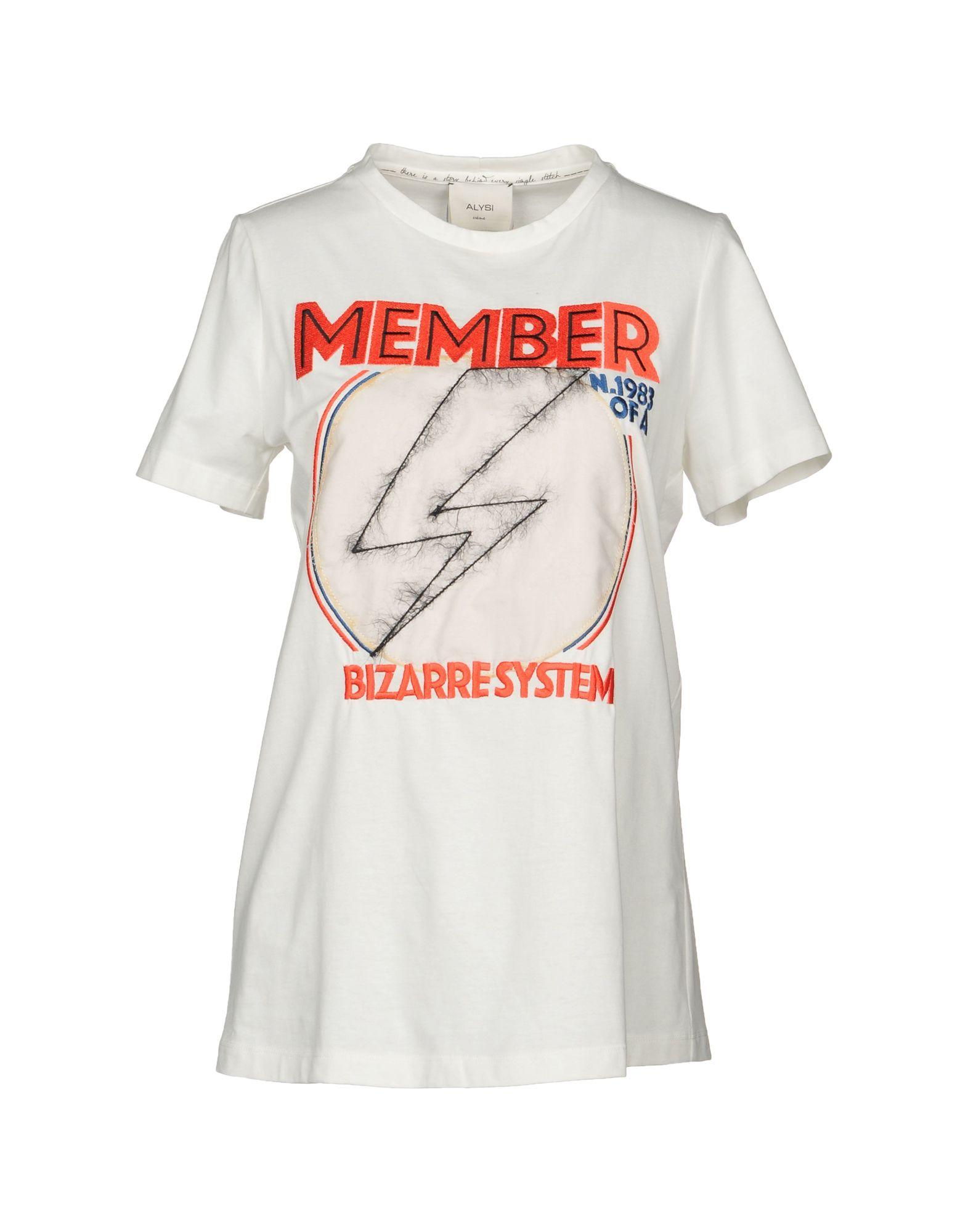 ALYSI Футболка alysi футболка
