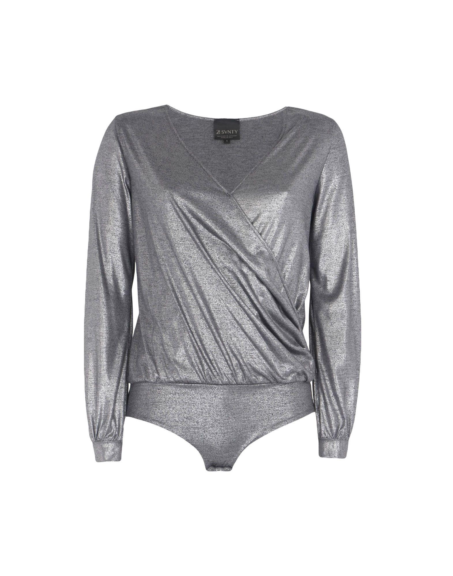 SVNTY T-Shirt in Grey