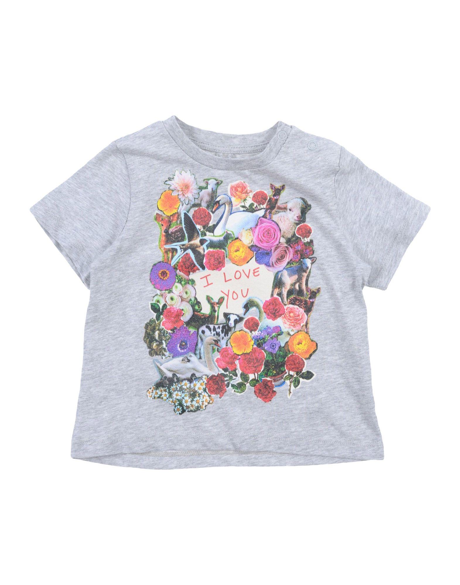 STELLA MCCARTNEY KIDS | STELLA McCARTNEY KIDS T-shirts | Goxip