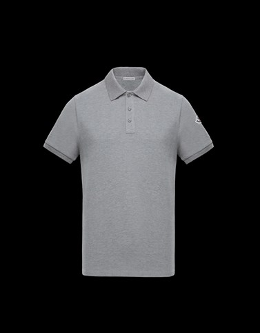 POLO Dark grey Category Polo shirts Man