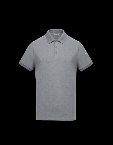 POLO Grey New in Man
