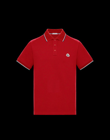 POLO Coral Category Polo shirts Man