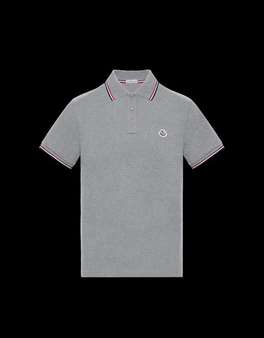 POLO Dark grey Category Polo shirts