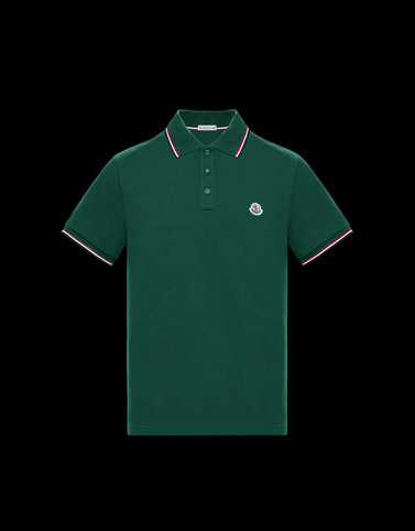 POLO Deep jade Category Polo shirts