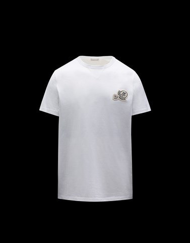 T-SHIRT White Category T-shirts Man