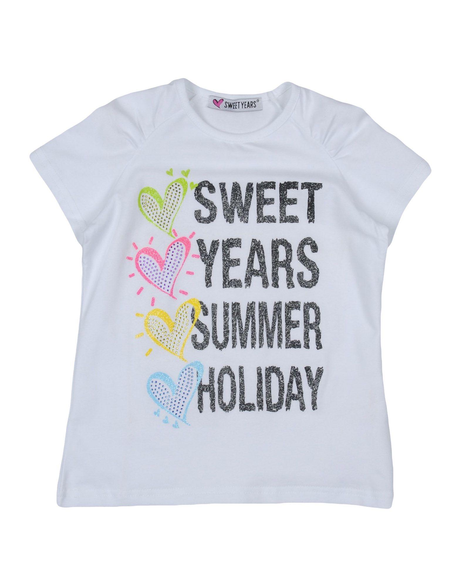 SWEET YEARS Футболка sweet years sy 6128l 21