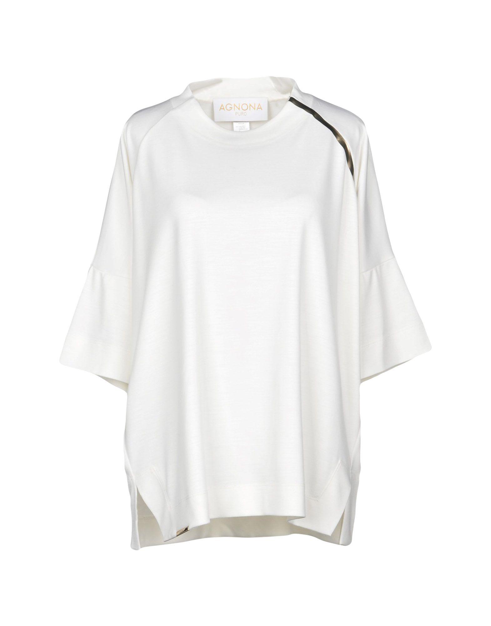 AGNONA Футболка agnona футболка