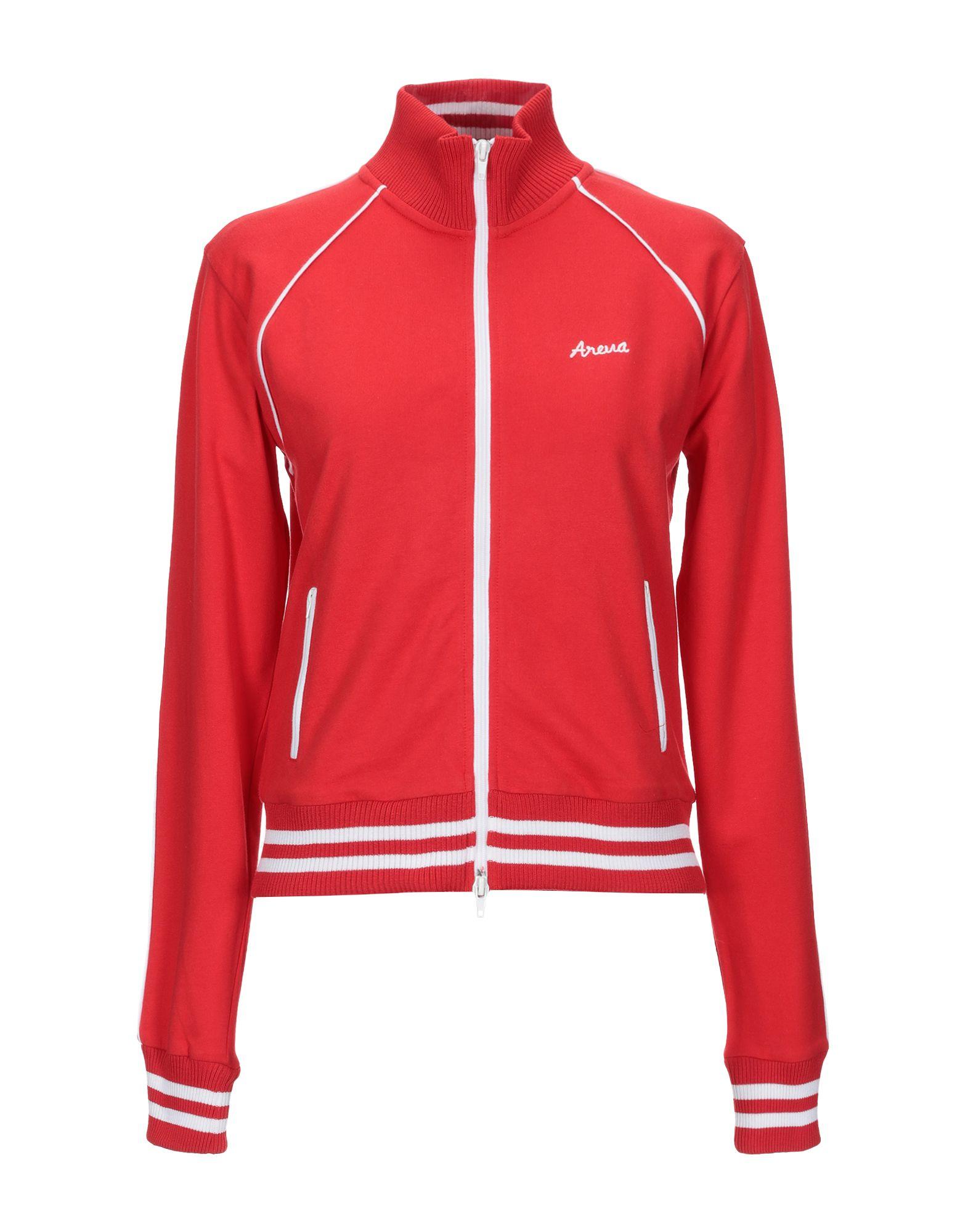 ARENA Sweatshirt in Red