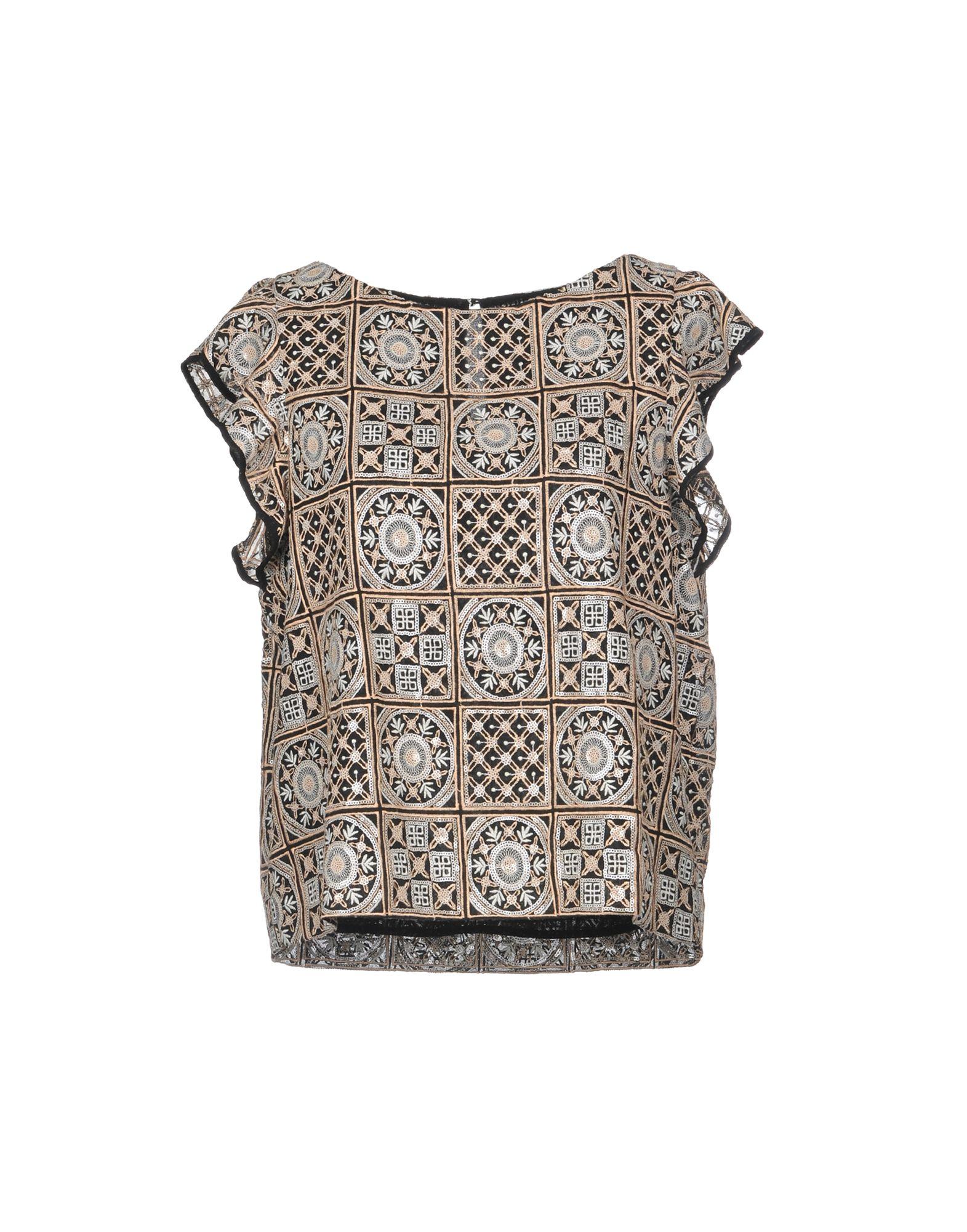 ANTIK BATIK Блузка antik batik мини юбка