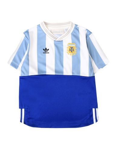Фото - Футболку ярко-синего цвета