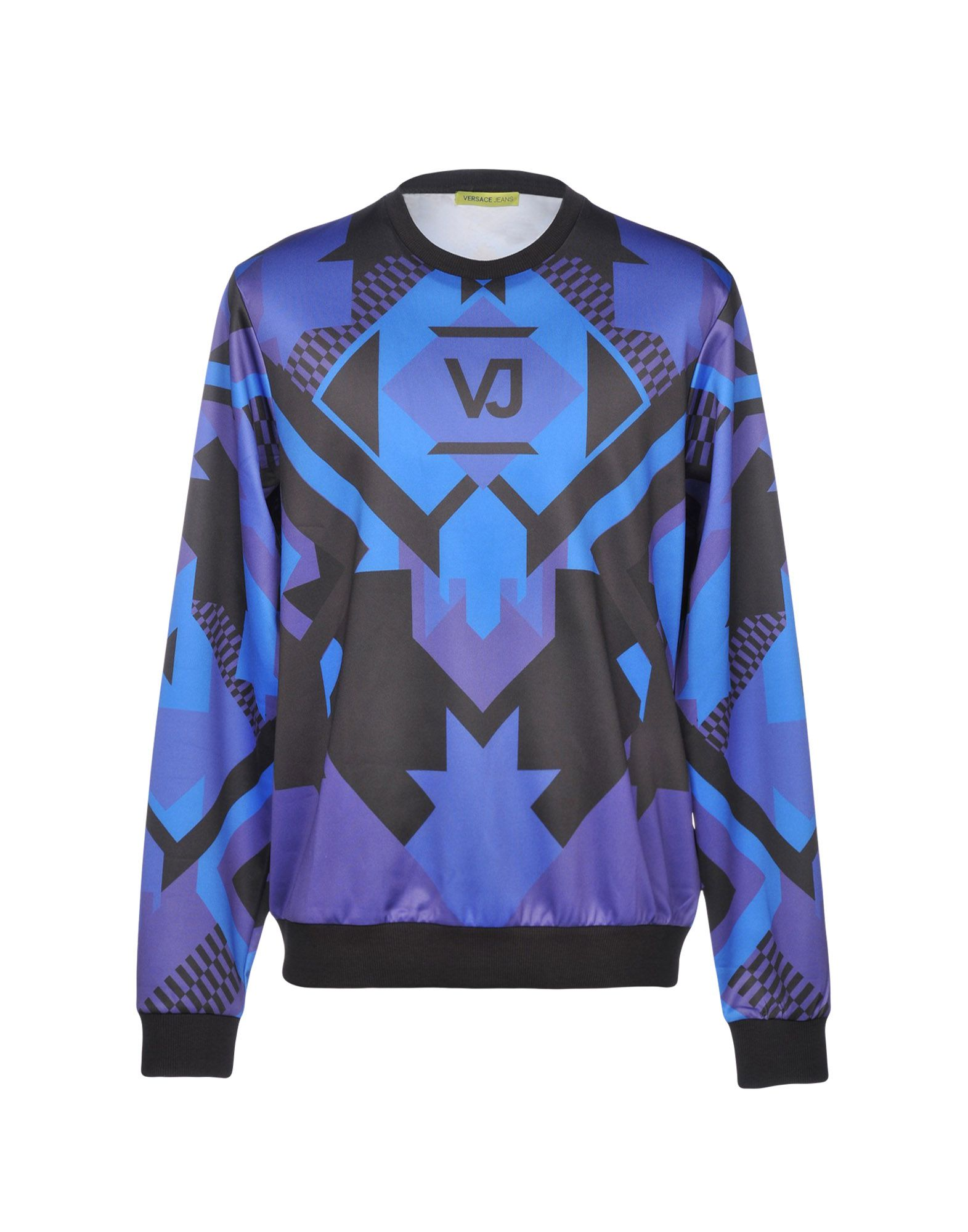 VERSACE JEANS Толстовка футболка versace разноцветный