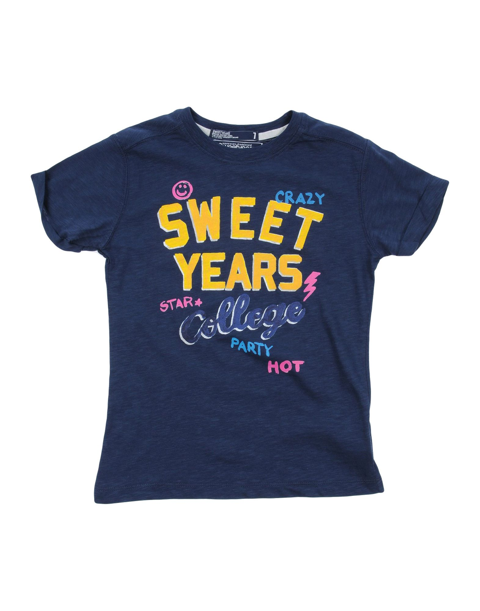 SWEET YEARS JEANS Футболка sweet years sy 6285l 12
