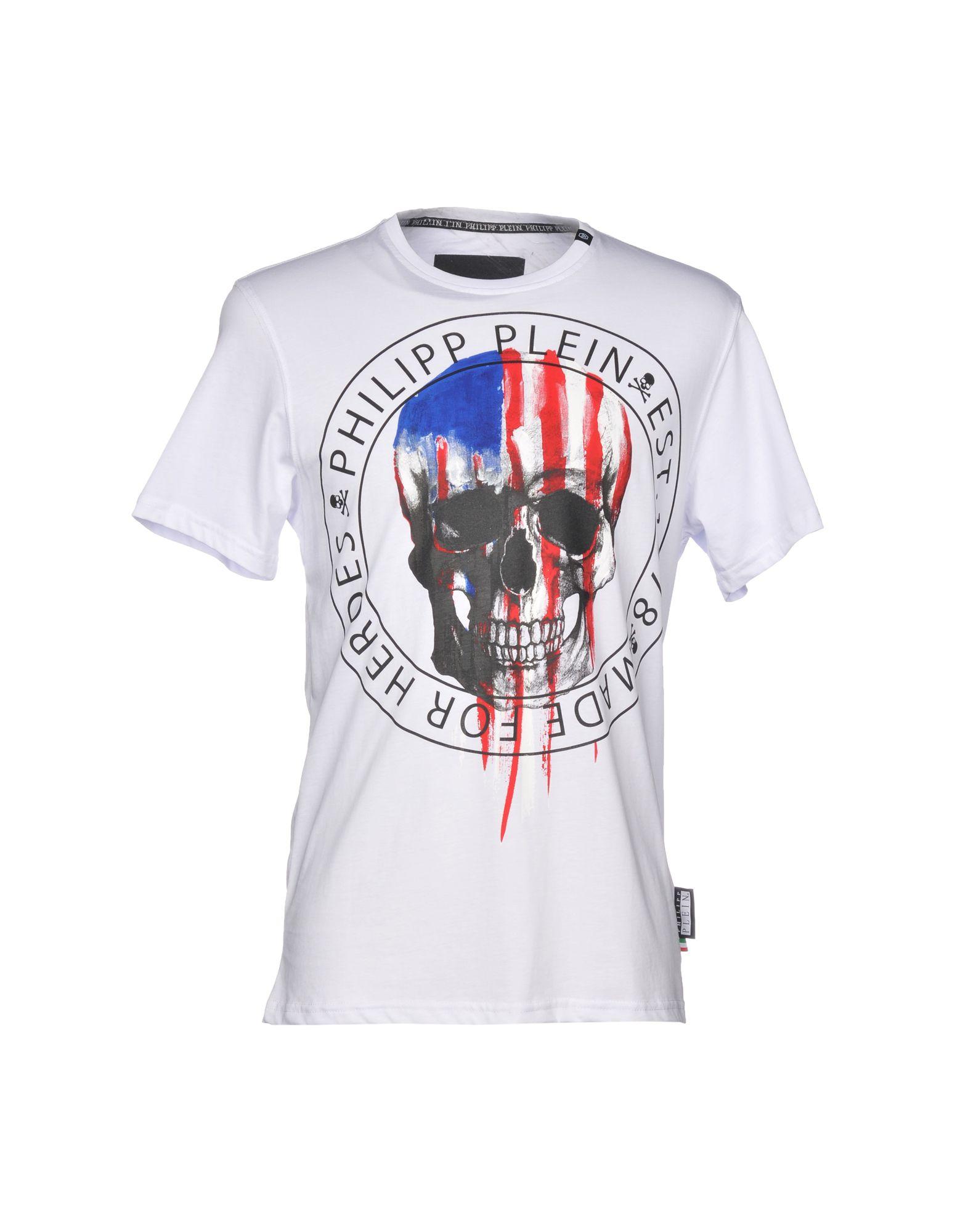 PHILIPP PLEIN Футболка philipp plein футболка