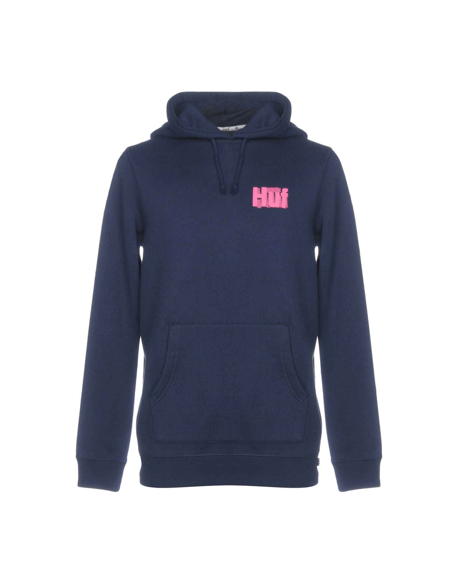 HUF Толстовка huf men s huf logo zip up hoodie