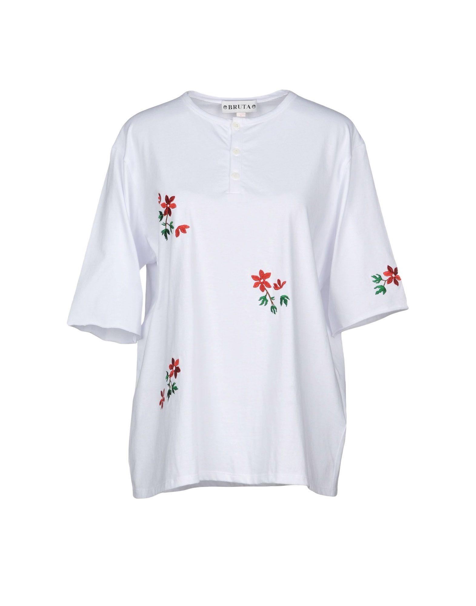 BRUTA T-Shirt in White