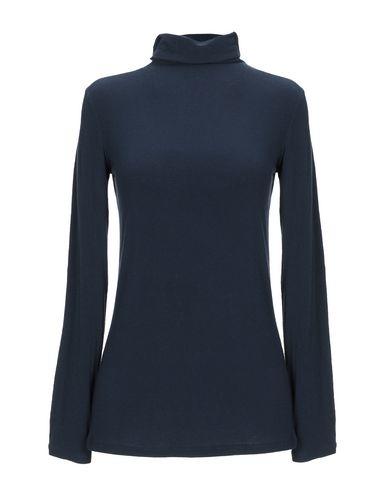 Фото - Женскую футболку NIŪ темно-синего цвета