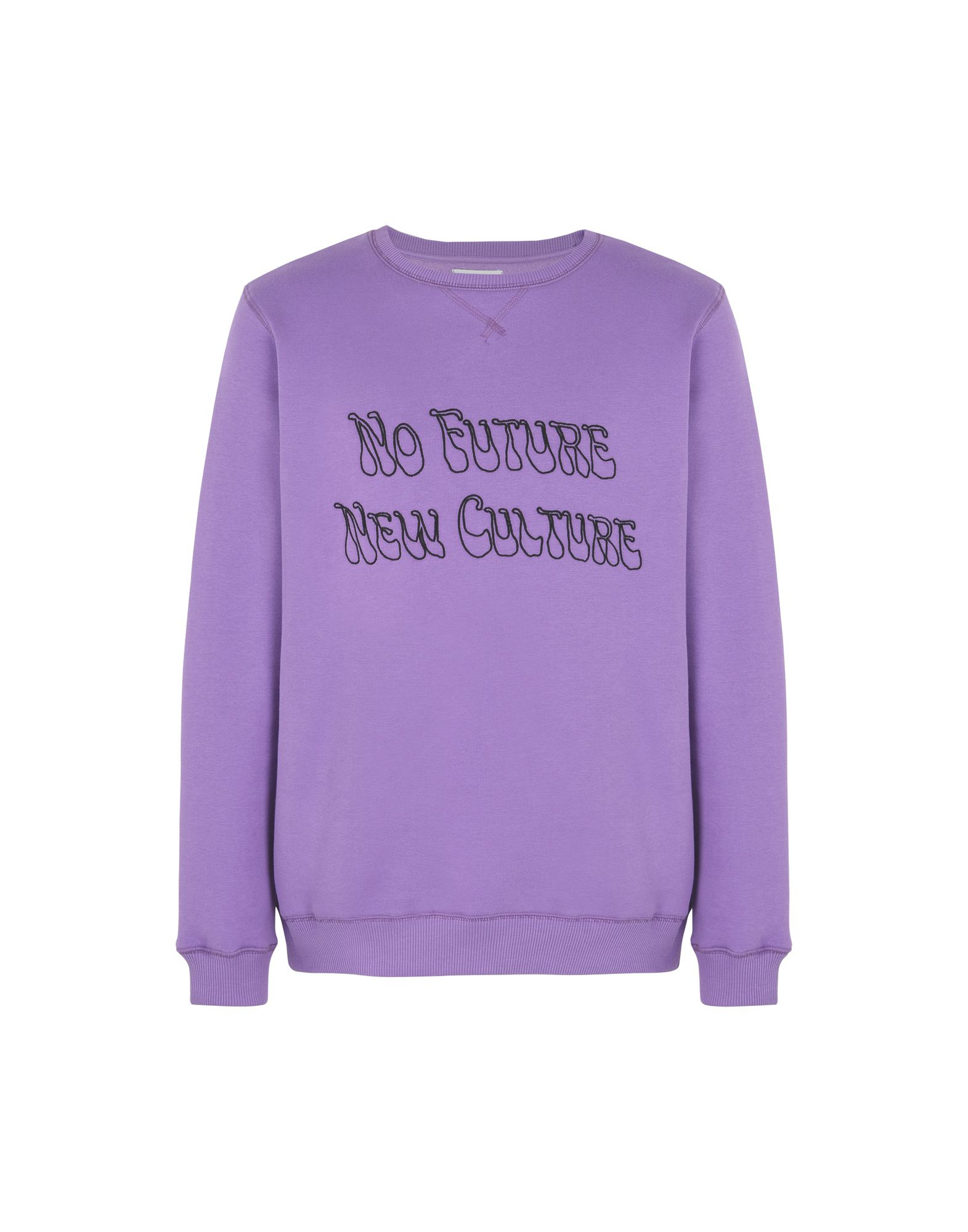 SOULLAND Sweatshirt in Mauve