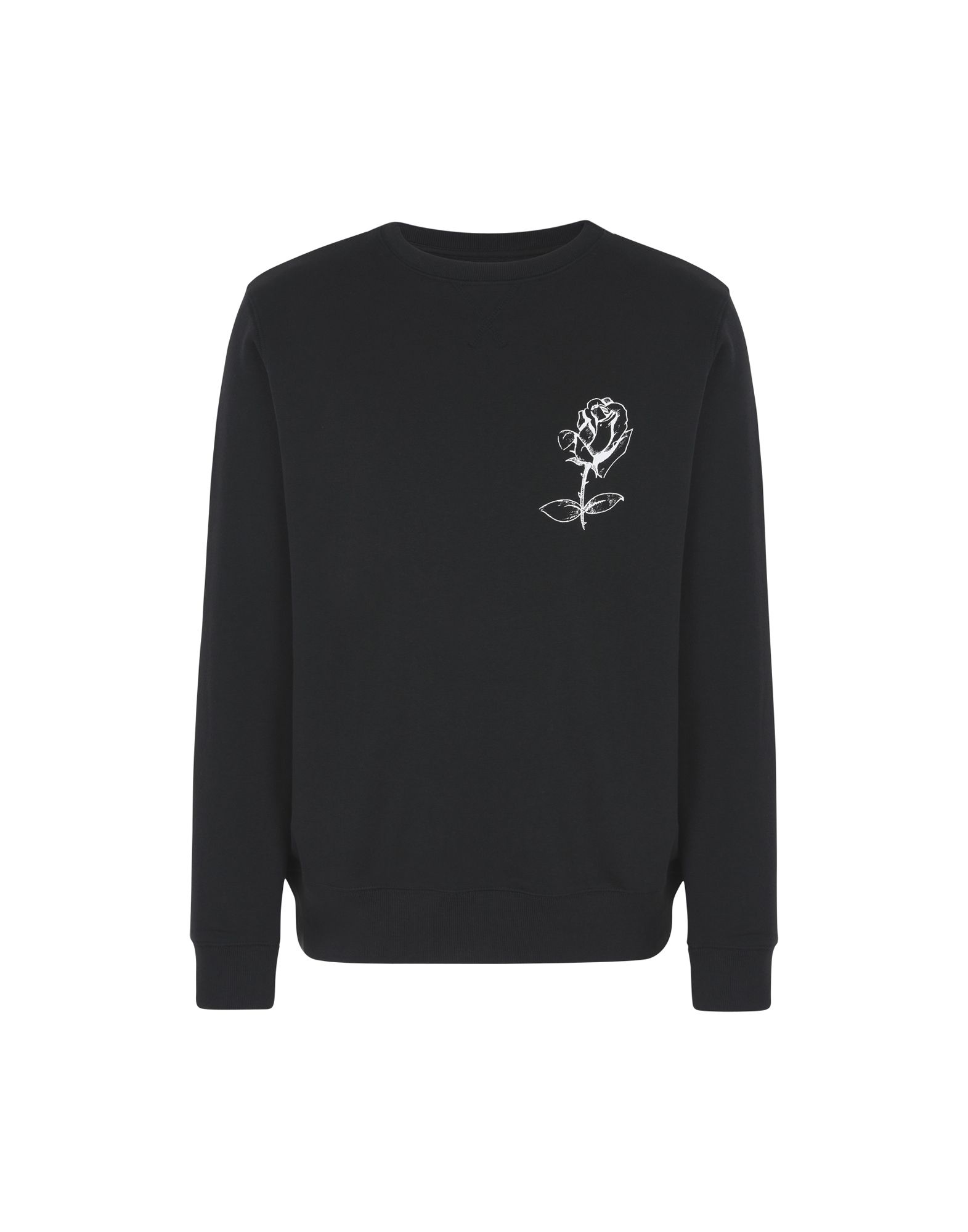 SOULLAND Sweatshirt in Black
