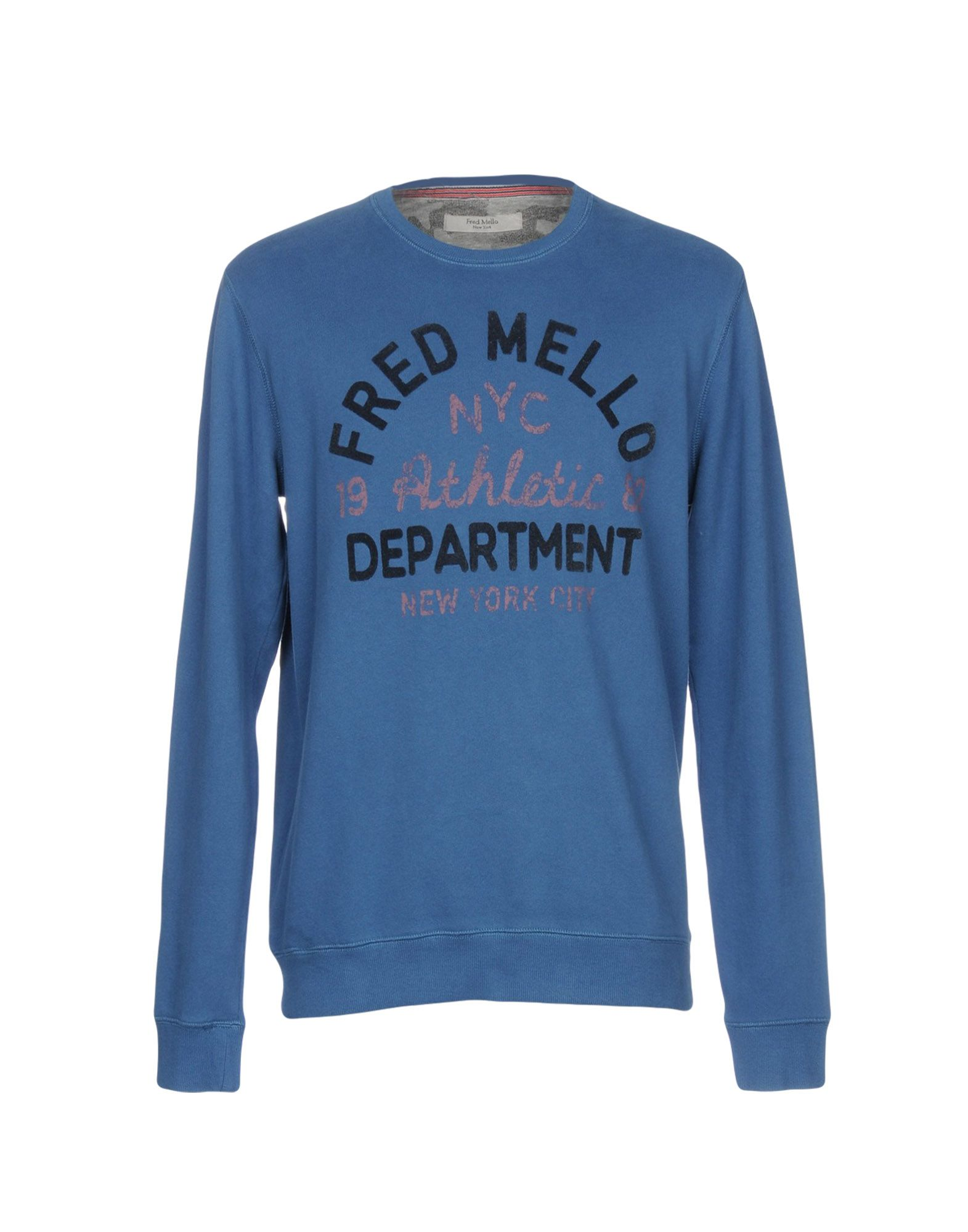 FRED MELLO Толстовка куртки fred mello куртка