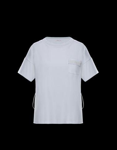 Moncler T-shirts   Tops Woman  T-SHIRT d9b5a19a02