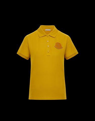 MONCLER POLO SHIRT - Polo shirts - women