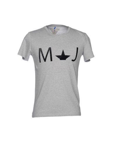 Купить Женскую футболку MACCHIA J светло-серого цвета