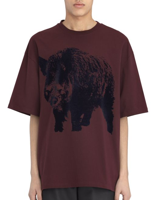 T-SHIRT « GIANT BOAR » - Lanvin