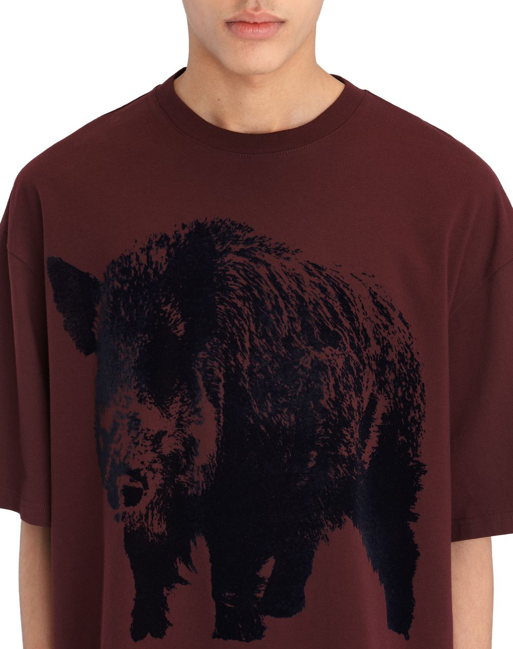 """GIANT BOAR"" T-SHIRT - Lanvin"