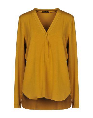 Купить Женскую футболку CARLA G. цвет охра